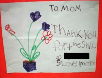 Funny Children's Spelling Mistakes