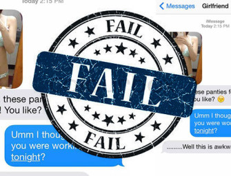 12 Epic Text Fails