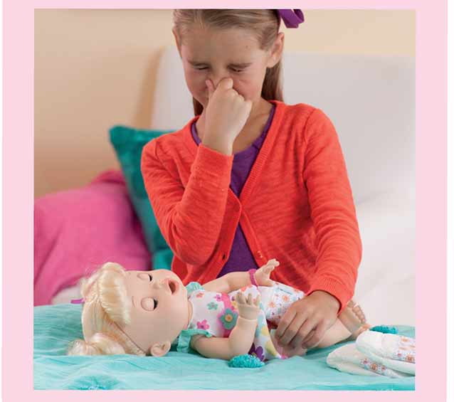 Baby Alive: The Doll That Literally 'Takes Dumps'