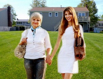 Another Mother Daughter Lesbian Couple Come Out of Closet