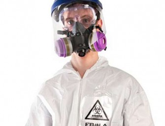 Ebola Contamination Suit Halloween Costume…WTF?