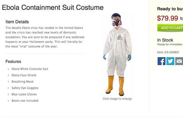 Ebola-halloween-costume