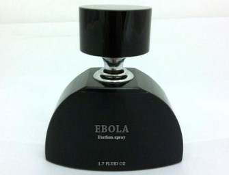 New Perfume 'EBOLA' Hitting Shelves