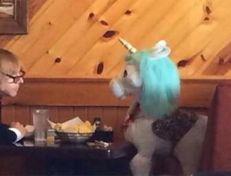 Man Leaves Wife To Date Stuffed Unicorn