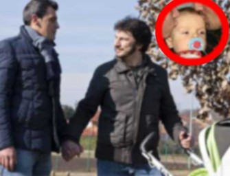 Gay Couple Helps 2-Year-Old Son Come Out of Closet