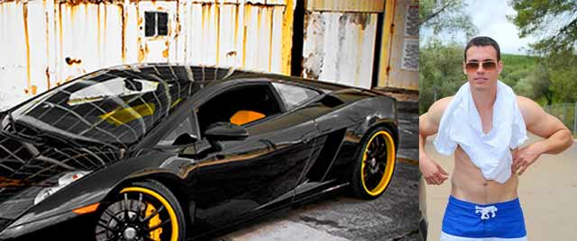 Father Buys Son Lamborghini To Stop Beatings