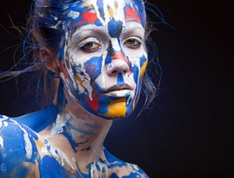 Woman Pays Artist $20,000 For Body Painting