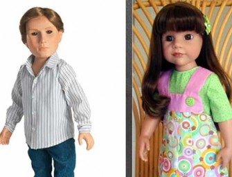 Company Wants To Stop Pedophiles… With 'Child Love Dolls'