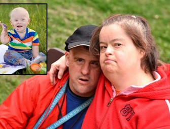 Couple Not Allowed To Adopt Down Syndrome Baby