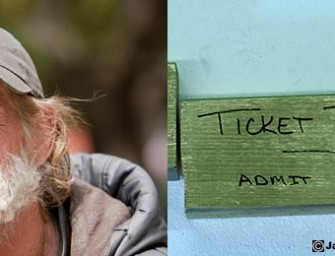 "Man Who Bought ""Golden Ticket To Heaven"" Wants Money Back"