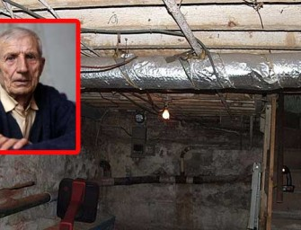 80-Year-Old Man Still Lives In Mom's Basement