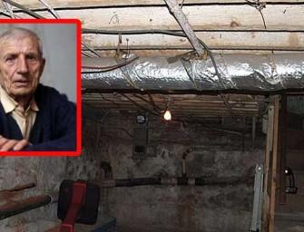 80-Year-Old Man Still Lives In Mom's Basement