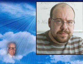 This man wants dead father to stop watching over him from Heaven