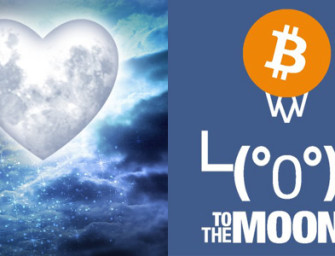 This Man Wants To Marry The Moon and Needs Bitcoin