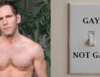 Ex-Gay Man Says He Replaced Homosexual Urges With… Uhhh