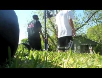 Mormons Own Stupid Basketball Game