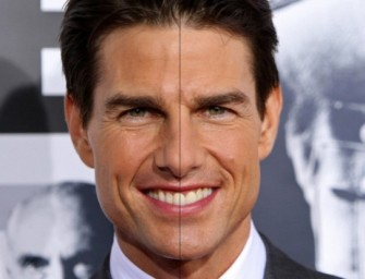 Tom Cruise Has Perfectly Aligned Tooth And It's Weird