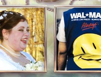 Bride Has Walmart Wedding and Husband Gets Fired